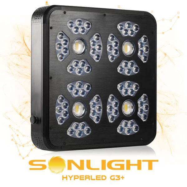 LED Coltivazione Sonlight Hyperled G3+ 540W