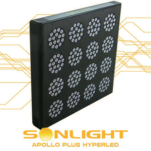 Led Coltivazione Sonlight Apollo PLUS Hyperled 16 (256x3w) 768W