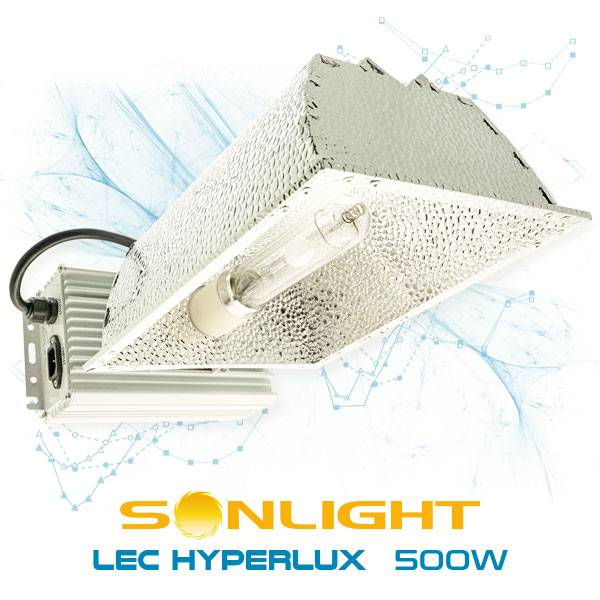 Sistema di illuminazione Sonlight LEC Hyperlux 500W