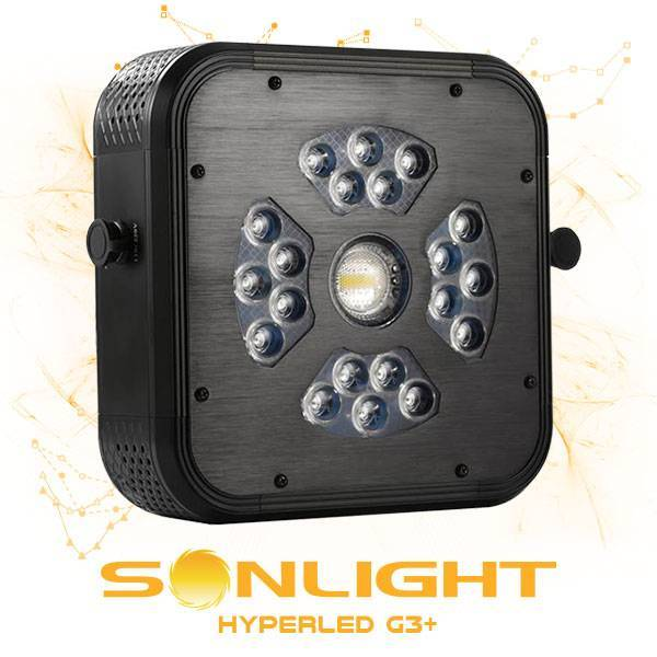 LED Coltivazione Sonlight Hyperled G3+