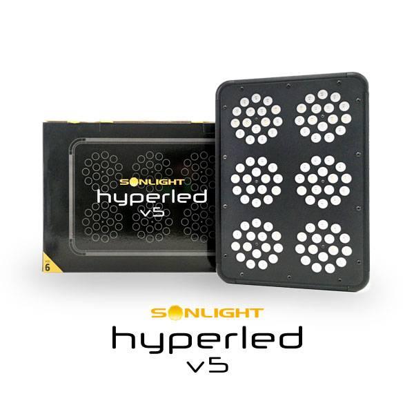 Lampada LED Sonlight Hyperled v5 288W Full Spectrum - Mod.6